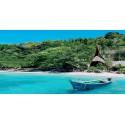 อ่าวพังงา ด้วยเรือ Speed Boat +เกาะเฮ&ราชา Speed Boat+ชมโชว์ภูเก็ตแฟนตาซี+ดินเนอร์  พร้อมที่พัก(ภูเก็ต) และรถรับ-ส่ง สนามบิน (3 วัน 2 คืน)