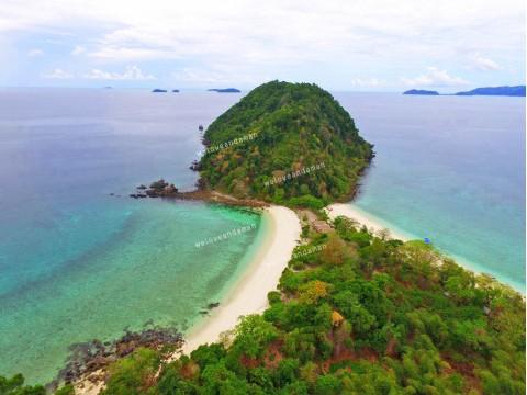 แพคเกจทัวร์เกาะบรูเออร์ พร้อมที่พัก (โรงแรม Tinidee@Ranong) และรถรับ-ส่ง สนามบิน (3 วัน 2 คืน) (เฉพาะวันพุธ, ศุกร์, อาทิตย์)