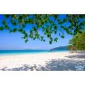 แพคเกจ 4 เกาะพม่า(เกาะหัวใจมรกต, เกาะตาฟุ๊ก, เกาะฮอร์สชู, เกาะย่านเชือก) +เกาะบรูเออร์ พร้อมที่พัก และรถรับ-ส่ง สนามบิน ( 4 วัน 3 คืน )