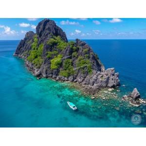ทัวร์เกาะร้านเป็ด-เกาะร้านไก่-เกาะไข่-เกาะง่ามใหญ่ ( เฉพาะ  อ.  พฤ.  ส.)