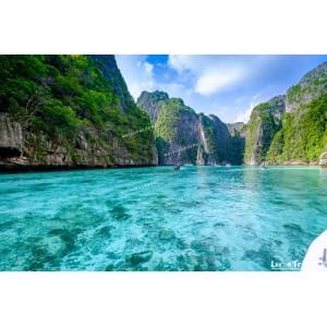 แพคเกจทัวร์เกาะพีพี-เกาะไผ่ +Flying Hanuman พร้อมที่พัก(ภูเก็ต) และรถรับ-ส่ง สนามบิน (2 วัน 1 คืน)