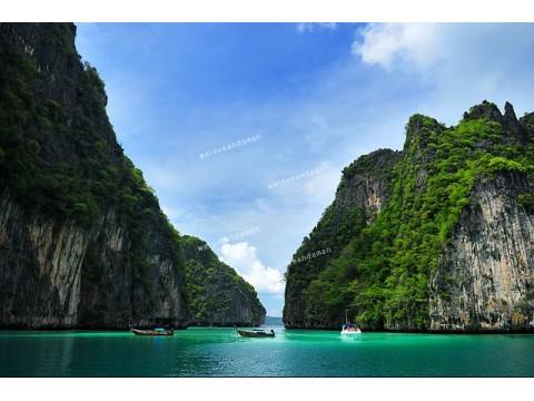 ทัวร์เกาะพีพี+เกาะไผ่  (เรือออกจากกระบี่)