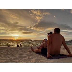 แพคเกจทัวร์ เกาะไม้ท่อน+เกาะพีพี+เกาะไข่ (โปรแกรมชมพระอาทิตย์ตก)