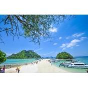 4 เกาะกระบี่ (ทะเลแหวก)
