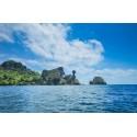 ทัวร์ 4 เกาะกระบี่ อ่าวไล่เรย์ ทะเลแหวก เกาะไก่ เกาะปอดะ +เกาะยาวใหญ่  (เรือออกจากภูเก็ต วันอังคาร, พฤหัสบดี, เสาร์)
