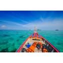 แพคเกจทัวร์ เที่ยวปีใหม่! 29/12/61 - 31/12/61 - เกาะหลีเป๊ะ + ห้องพัก + เรือรับส่งเกาะ + รถรับส่งสนามบิน (3วัน 2คืน) ( Promotion )