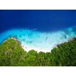 เรนเดียร์บีช เกาะแมคคลอยด์  (เกาะมากุย)  เกาะนูดี้