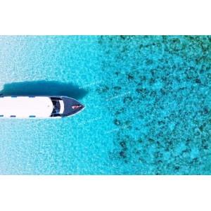 แพคเกจทัวร์ เที่ยวหมู่เกาะหัวใจมรกต+เกาะนาคินโย+เกาะคอกเบิร์น+เกาะนาวโอพี  4 วัน 3 คืน/D.A+ ( พักห้อง Resort Air เกาะนาวโอพี ) ( เกาะพม่า )