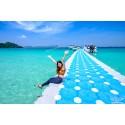 แพคเกจทัวร์ เกาะนาวโอพี+เกาะหัวใจมรกต+เกาะฮอร์สซู+เกาะย่านเชือก 2 วัน 1 คืน / B.B+ ( พักโรงแรมวิคตอเรีย 1 คืน เกาะสอง) ( เกาะพม่า )