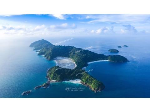 แพคเกจทัวร์ เกาะมุก (เฉพาะวัน พ,ศ,อา)  ( เกาะพม่า )