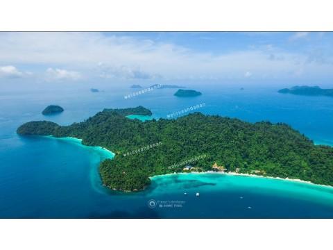 แพคเกจทัวร์เกาะมุก +เกาะบรูเออร์ พร้อมที่พัก (โรงแรม Tinidee@Ranong)  และรถรับ-ส่ง สนามบิน (4 วัน 3 คืน)  (เฉพาะวันพุธ, ศุกร์, อาทิตย์)