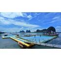 แพคเกจทัวร์อ่าวพังงาด้วยเรือ Speed Boat +เกาะราชา Speed Boat+ Flying Hanuman พร้อมที่พัก(ภูเก็ต) และรถรับ-ส่ง สนามบิน ( 3 วัน 2 คืน )