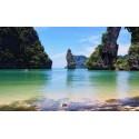ทัวร์อ่าวพังงา + เกาะยาวใหญ่ + เกาะยาวน้อย ด้วย Speed Boat (Sunrise Program)  เต็มวัน