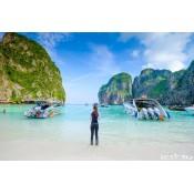 เกาะพีพี +มาหยา+ เกาะไผ่