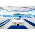 แพคเกจทัวร์ เกาะเฮ+ราชา ด้วยเรือยอร์ช Catamaran 1 day trip