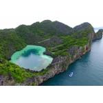 4 เกาะพม่า (หัวใจมรกต, ตาฟุ๊ก, อ่าวพาราไดซ์, ย่านเชือก)