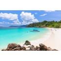 แพคเกจทัวร์ 4 เกาะหัวใจมรกต - เกาะฮอร์สชู - เกาะตาฟุ๊ก - เกาะย่านเชือก  2 วัน 1 คืน (พักโรงแรมแกรนด์ อันดามัน เกาะสอง) ( เรือออกจากระนอง)