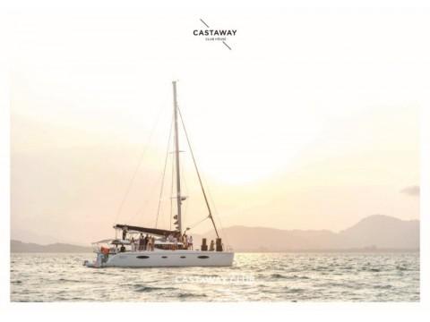 แพคเกจทัวร์ เกาะราชา ด้วยเรือยอร์ช Catamaran