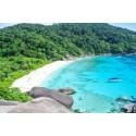 ทัวร์เกาะสิมิลัน 3 วัน 2 คืน (พักบนเกาะ เต็นท์, บังกะโล)