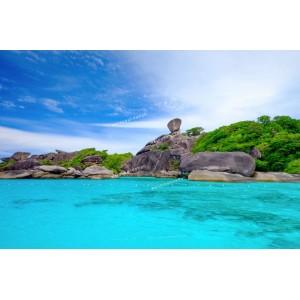 แพคเกจเกาะสิมิลัน+เกาะรอก พร้อมที่พัก(ภูเก็ต) และรถรับ-ส่ง สนามบิน ( 3 วัน 2 คืน  )