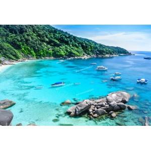 แพคเกจทัวร์เกาะสิมิลัน+Flying Hanuman พร้อมที่พัก(ภูเก็ต) และรถรับ-ส่ง สนามบิน (2 วัน 1 คืน)