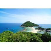 เกาะเต่า - นางยวน